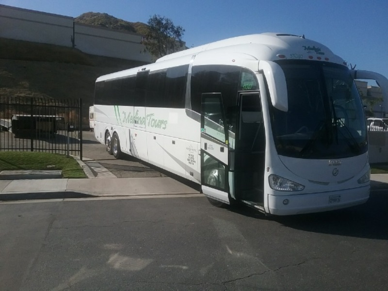 2016 Irizar Tour Bus STK #6724-5103
