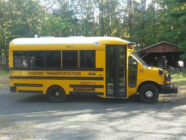 2015 Chevy School Bus STK #6508-4817