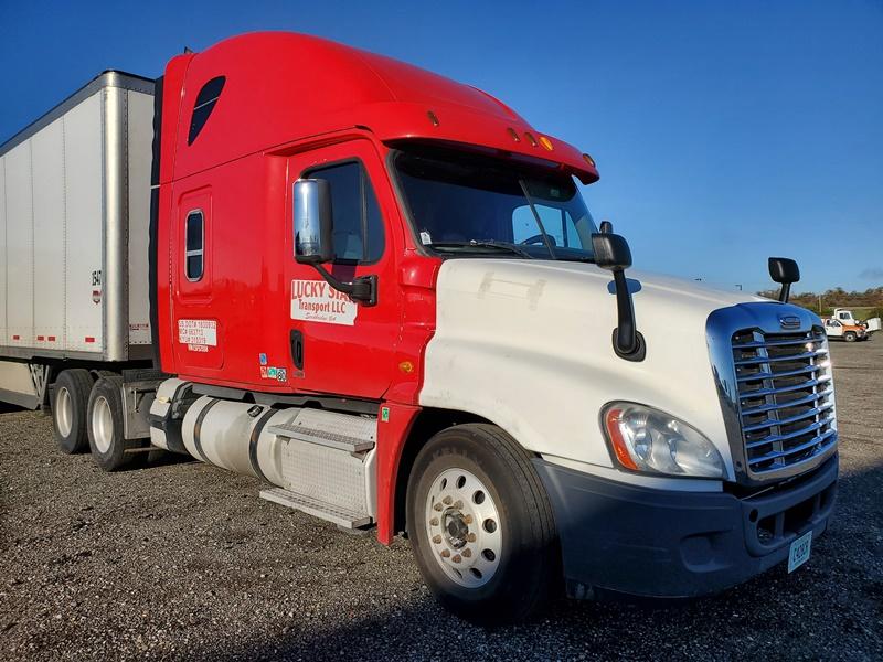 2014 Freightliner Cascadia CA12564SLP 125 -STK #7046-5719