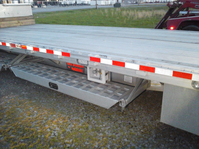 2019 Reitnouer Trailer 3-axle Aluminum Drop Deck Trailer  STK #6703