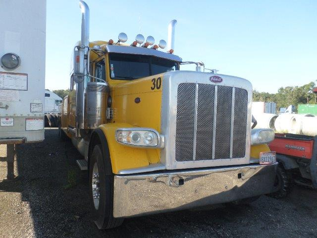 2008 Peterbilt 389 Conventional with Sleeper STK #6448-4735 ** SOLD**