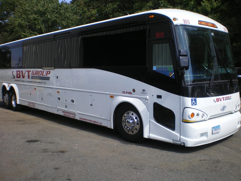 2009 MCI D4505 Coach Bus STK #6871-5317