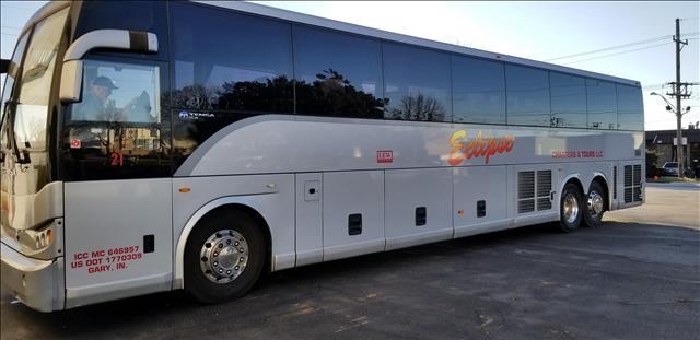2017 Temsa Coach Bus TS45 STK #6607