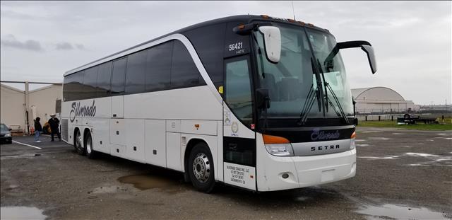 2014 Setra S407CC ADA Bus STK #6620-4969
