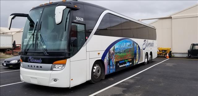 2014 Setra S417TC ADA BUS #6620-4971
