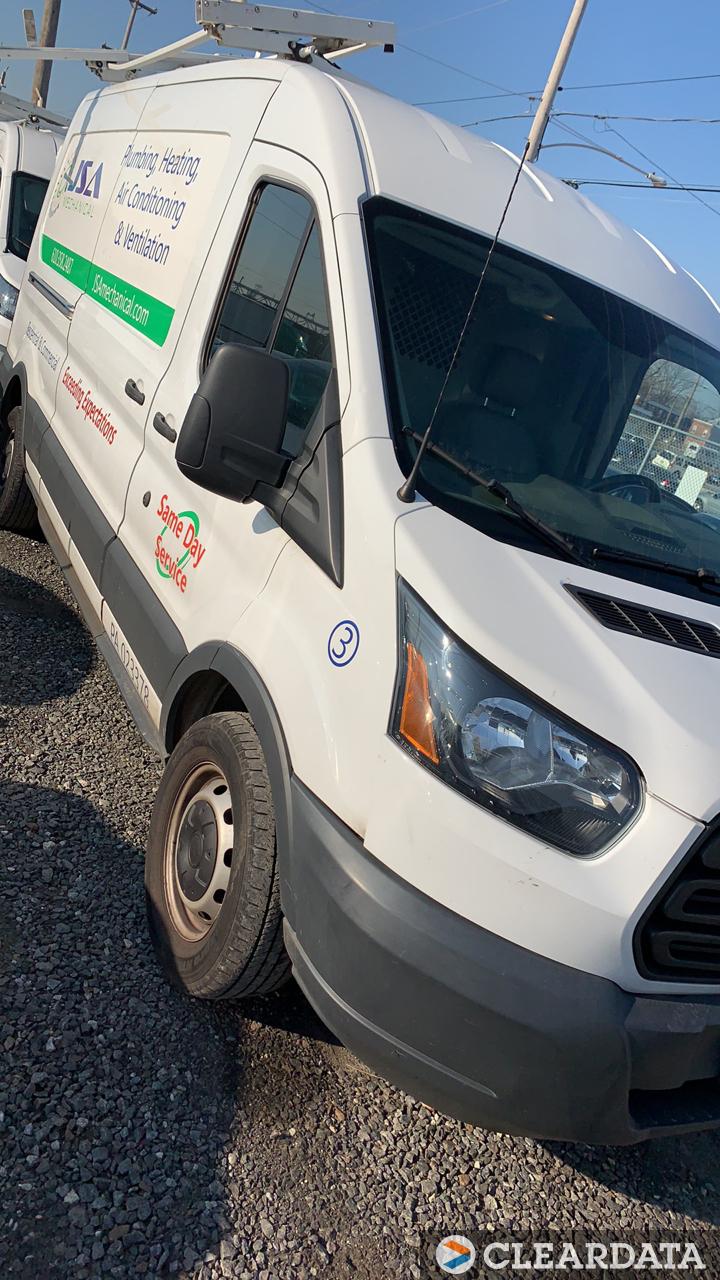 2015 Ford 148 Transit Van STK#6603-4938