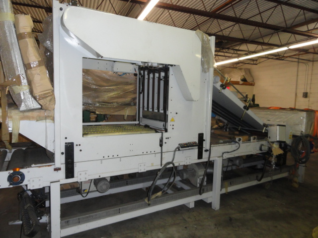 2007 MDF Maderfibra Glue Machine #5373-3488
