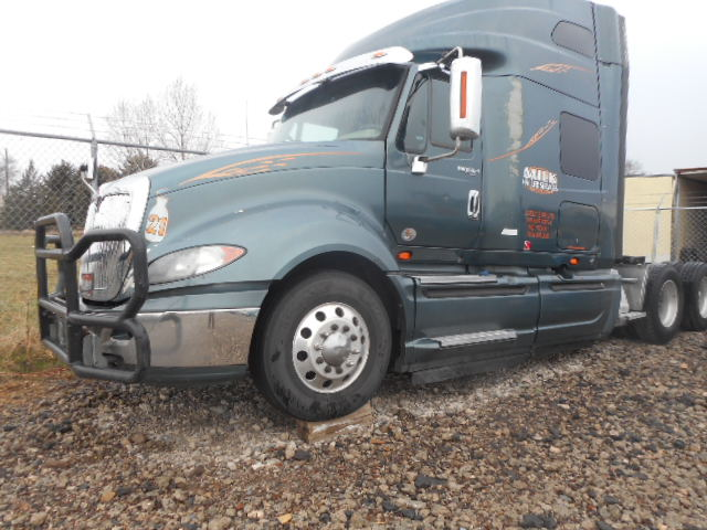 2014 International ProStar w Sleeper STK #6657-5032