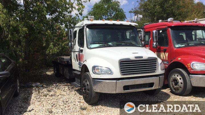 2016 Freightliner M-2 Rollback STK #6873-5323