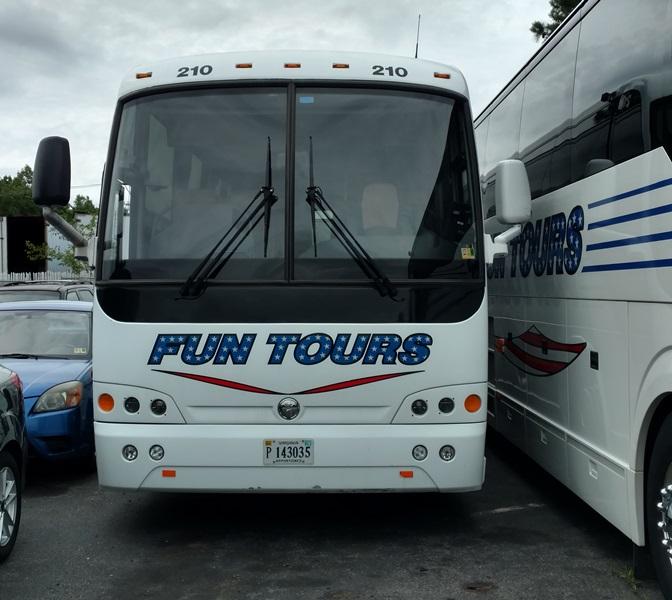 2015 Temsa TS-35 Coach Bus STK #6564-4904