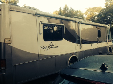 2003 Rexall Rexaire 3650RB Motorhome STK #5419