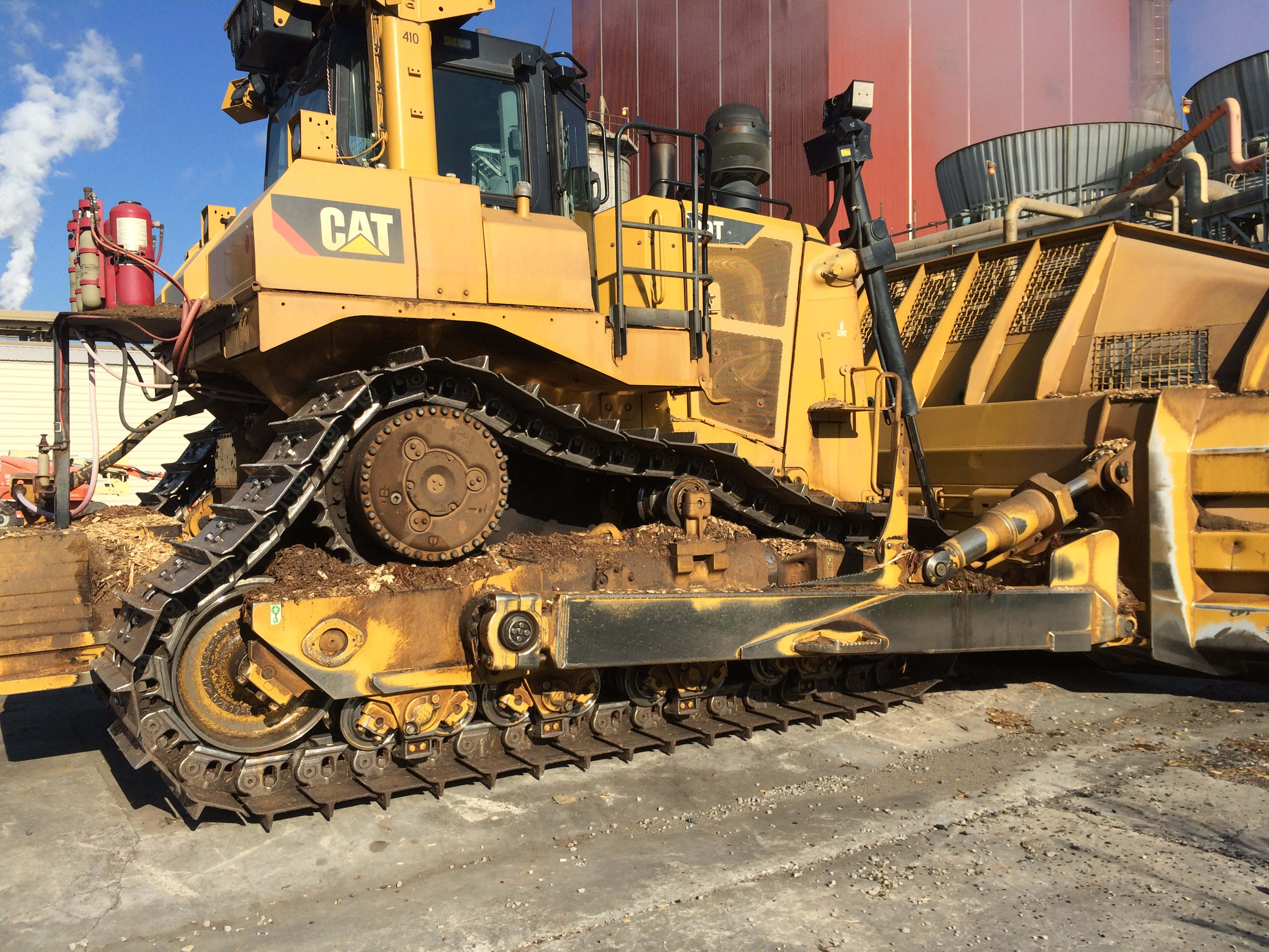 2015 Caterpillar D9T Stk# 7164