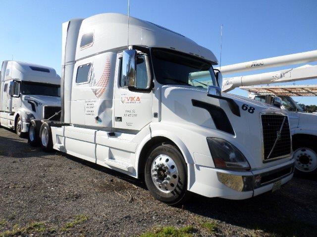 2017 Volvo VNL64T780 STK #6608-4978