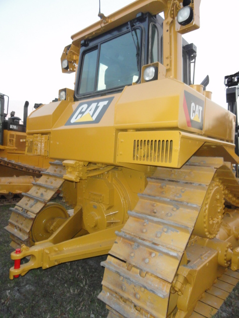 2009 Caterpillar D7R DS II Tractor STK #5041-3147