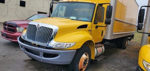 2012 International 4300 Box Truck STK #6074-4295