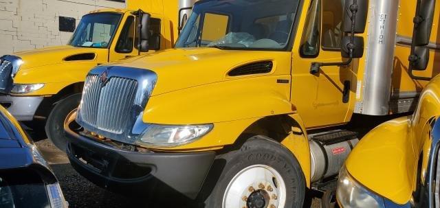 2011 International 4300 Box Truck - STK # 6074-4297