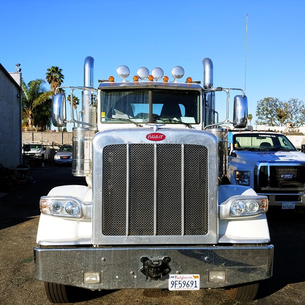 2016 Peterbilt 389 Day Cab STK #6641-5028